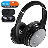 Bluetooth Wireless Kopfhörer Noise Cancelling - Hiearcool L1 HiFi Stereo...