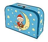 Trötsch Kinderkoffer 'Sandmann' Mond groß, Pappkoffer, Koffer aus Pappe,...