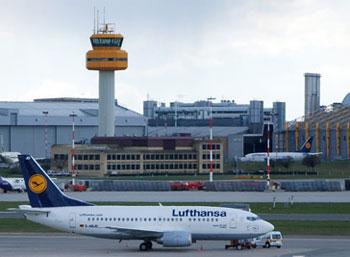 Lufthansa B737
