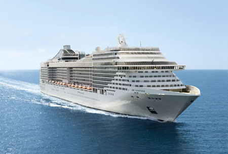 MSC Fantasia | © MSC Crociere S.A.