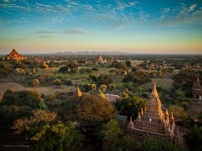 Myanmar Rundreisen | © lvdezeeuw - Fotolia.com