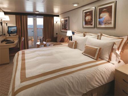 Balkon-Kabine | © Cunard Line