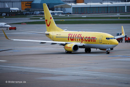 TUIfly Urlaubsflieger