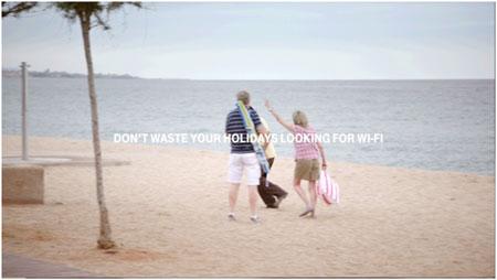 Urlaub nicht vergeuden | Bild zur Verfügung gestellt von Telekom