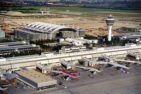 Flughafen München | © Dr. Werner Hennies / Flughafen München GmbH