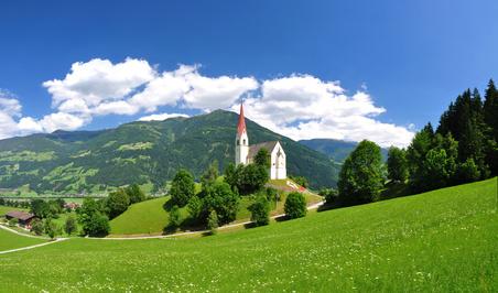 Zillertal - Sankt Pankraz | © yetishooter - Fotolia.com