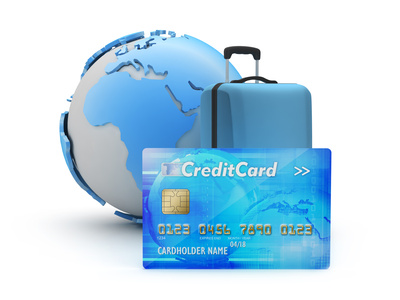 Kreditkarten auf Reisen | © digieye - Fotolia.com