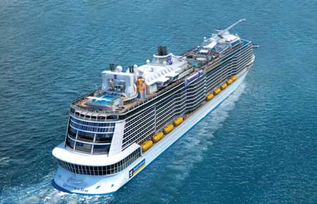 Quantum of the Seas | Quelle: Royal Caribbean International