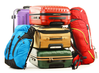 Reisegepäck | © monticellllo - Fotolia.com