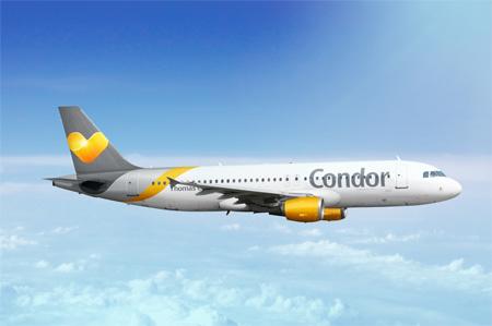 Condor Airbus A320-200 | Foto: © Condor