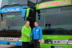 Fusion von MeinFernbus und FlixBus | Bildnachweis: Johannes Jakob