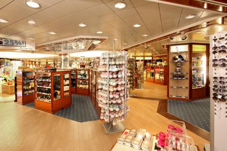 Shoppen an Bord | Foto: TT-Line