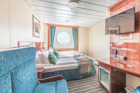 Komfortable Kabinen | Foto: Jon Inge Nordnes/Allegro