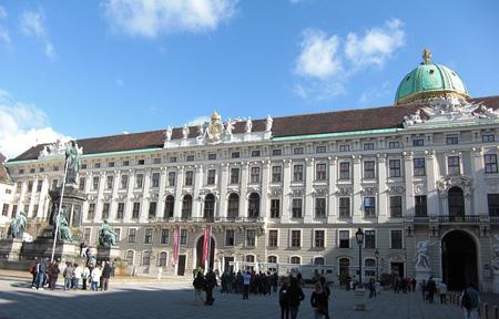Wiener Hofburg | Foto: pixabay.com, CC0 Public Domain,