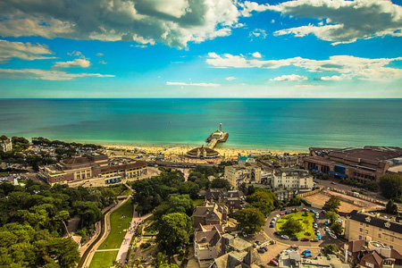 Bournemouth an der Sündküste Englands | Foto: pixabay.com, CC0 Public Domain