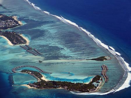 Inseln der Malediven | Foto: pixabay.com, CC0 Public Domain
