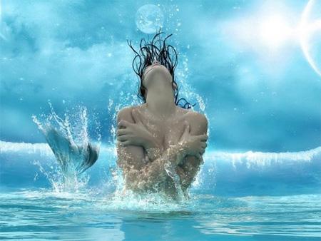 Meerjungfrau | Foto: koolwallpaper, pixabay.com, CC0 Public Domain
