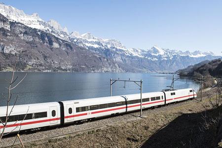 Ein ICE der Deutschen Bahn | Foto: Andi_Graf, pixabay.com, CC0 Public Domain