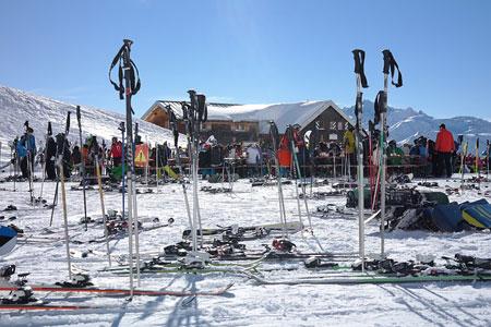 Schneesichere Skigebiete | Foto: hans, pixabay.com, CC0 Public Domain
