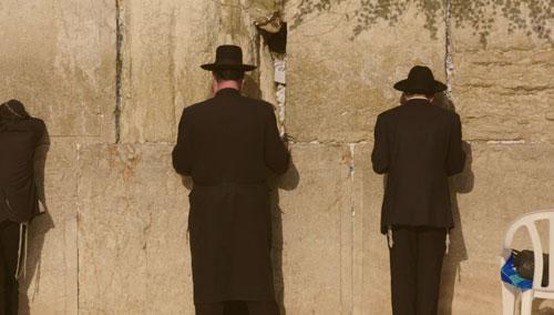 Die Klagemauer in Jerusalem | Foto: Berge & Meer