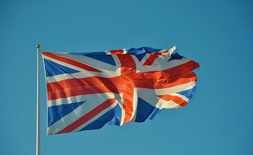 Flagge Großbritannien | Foto: Nerivill, pixabay.com, CC0 Public Domain