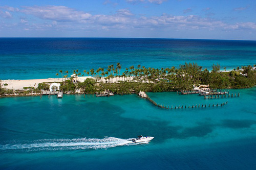 Traumstrand bei Nassau | Foto: Lauren_vdM, pixabay.com, CC0 Public Domain