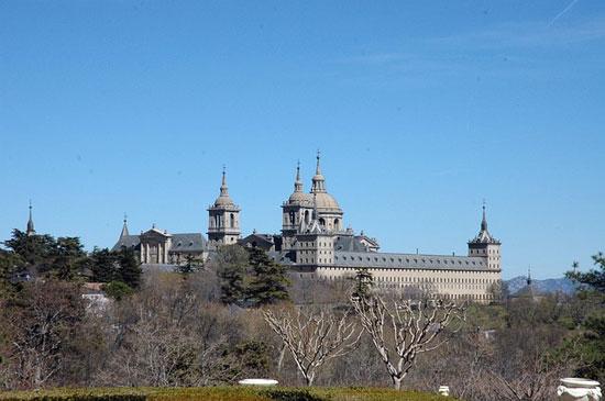 Königliches Kloster San Lorenzo de El Escorial | Foto: Fierito, pixabay.com, CC0 Public Domain