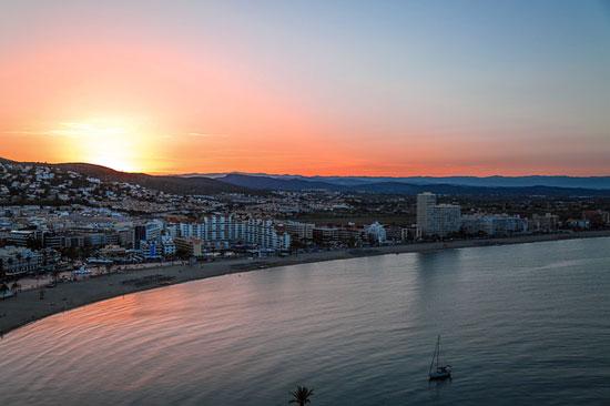 Strand in Spanien | Foto: Smu93, pixabay.com, CC0 Public Domain