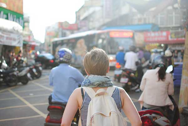 Backpacker in Asien | Foto: Free-Photos, pixabay.com, CC0 Creative Commons