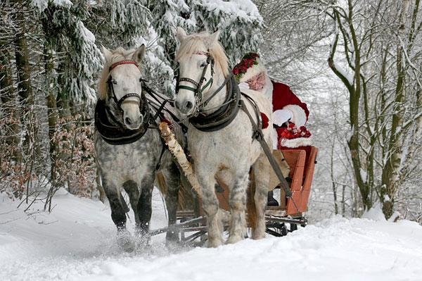So sollte der Winter zu Weihnachten aussehen | Foto: annca, pixabay.com, CC0 Creative Commons