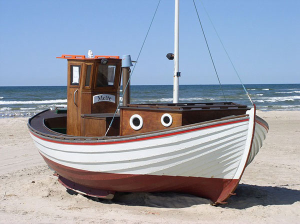Nordseestrand in Dänemark | Foto: Suedelbien, pixabay.com, CC0 Creative Commons