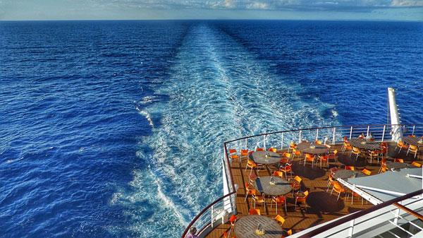 Blick vom Kreuzfahrtschiff | Foto: neufal54, pixabay.com, CC0 Creative Commons