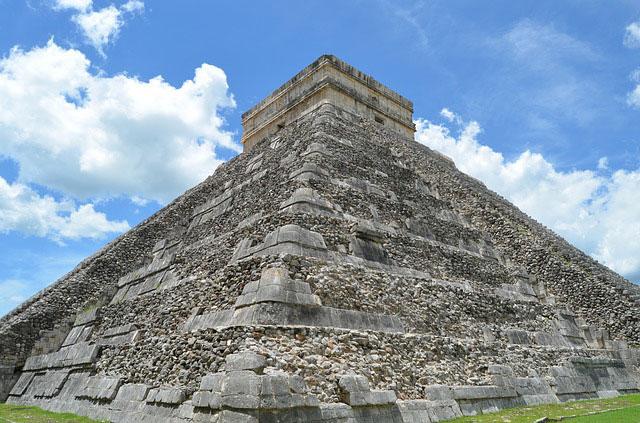Maya Pyramide | Foto: Pexels, pixabay.com, CC0 Creative Commons