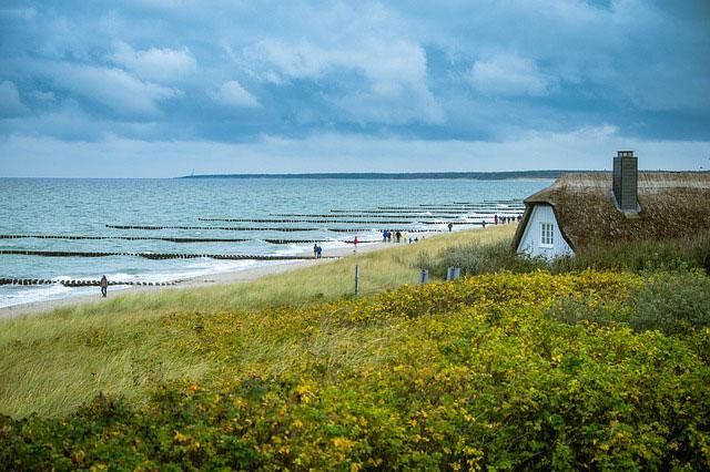 Strand an der Ostsee | Foto: BenediktGeyer, pixabay.com, CC0 Creative Commons