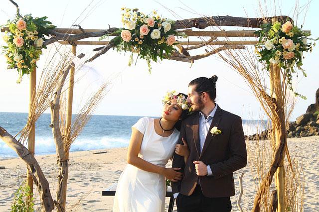 Hochzeit am Strand | Foto: kertayasa89, pixabay.com, CC0 Creative Commons