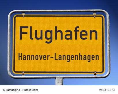 Nichts geht mehr am Flughafen Hannover