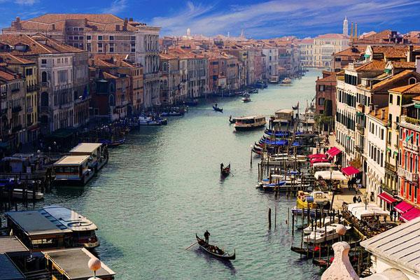 Venedig | Foto: Gellinger, pixabay.com, CC0 Creative Commons