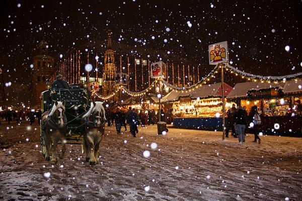 Weihnachtsmarkt | Foto: Gellinger, pixabay.com, CC0 Creative Commons