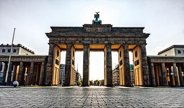 Brandenburger Tor, das Wahrzeichen Berlins | Foto: scholty1970, pixabay.com, Pixabay License