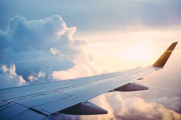 Flugzeug Tragfläche | Foto: pixabay.com, Pixabay License