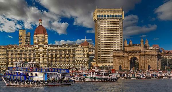Mumbai | Foto: Walkerssk, pixabay.com, Pixabay License