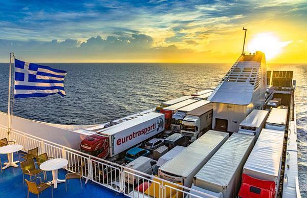 Fähre zu den Inseln in Griechenland | Foto: Kookay, pixabay.com, Pixabay License