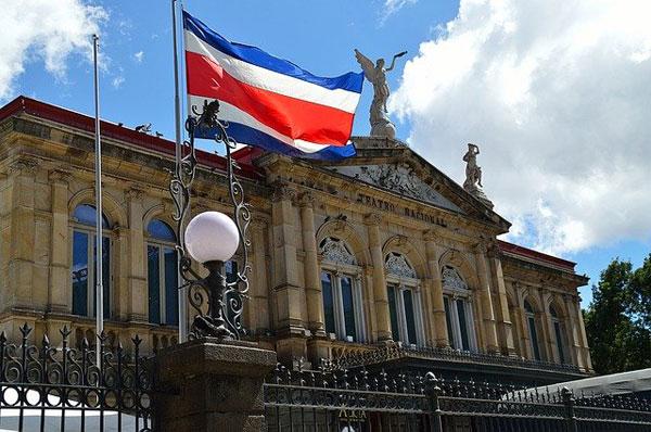 Nationaltheater in San José | Foto: jconejo, pixabay.com, Pixabay License