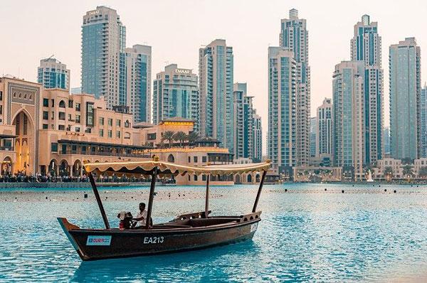 Dubai Downtown | Foto: Olgaozik, pixabay.com, Pixabay License