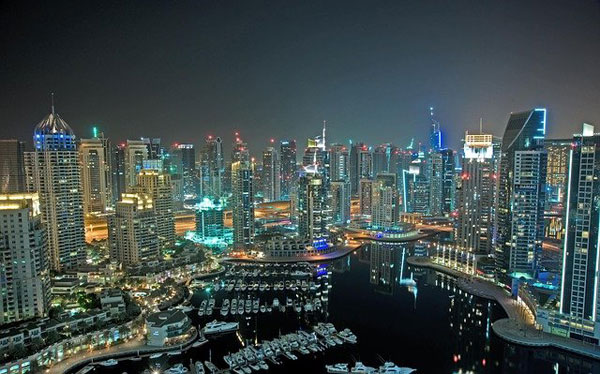 Dubai Marina | Foto: elenajonesinbox, pixabay.com, Pixabay License