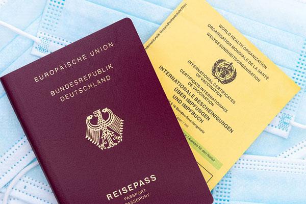EU Impfpass   Foto: viarami, pixabay.com, Pixabay License