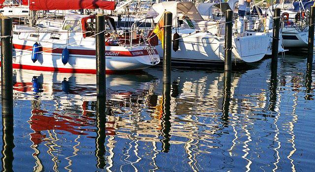 Segelboote | Foto: KRiemer, pixabay.com, Pixabay License