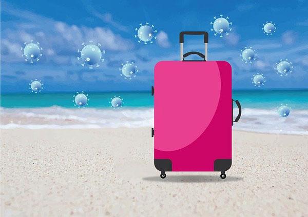 Urlaub zu Corona   Bild: Alexandra_Koch, pixabay.com, Pixabay License