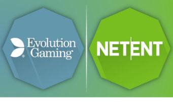 NetEnt Evolution Gaming